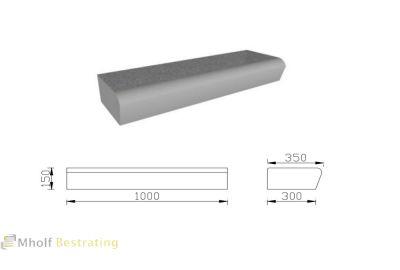 betonnen-traptreden-bloktreden-ronde-neus TD-XS