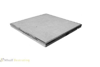 Betonplaat / Industrieplaat met hoekrand 200x200x16 B55 20 Ton asdruk