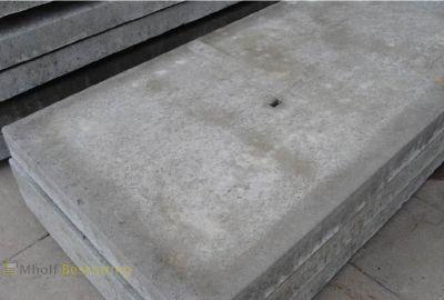Betonplaat 350x120x14 cm